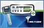 Kit Escudo Magnético DISEC MG060 + Mult-lock MT5+  (Perfil Suizo Ezcurra SEA23)