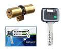 Kit Escudo Magnético DISEC MG060 + Mult-lock MT5+  (Perfil Suizo ARCU)