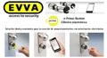 Bombin Alta seguridad Electrónico EVVA e-primo