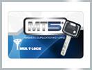 Bombillo MUL-T-LOCK MT5+ Europerfil 31x31 (62mm)